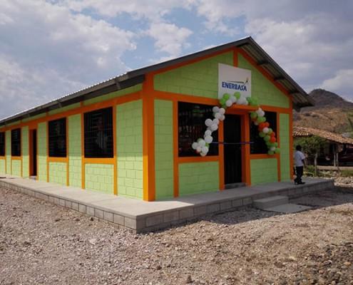 Casa Comunal (RSE) Enerbasa